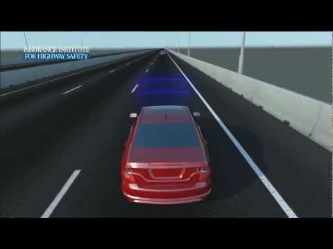 Front crash prevention