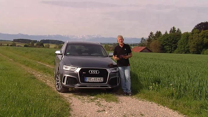 Test Audi Rs Q3 Youtube