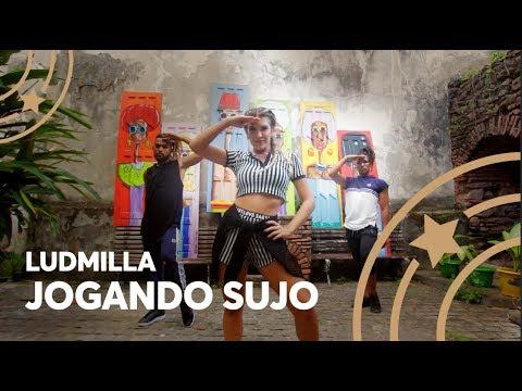 Jogando sujo - Ludmilla - Lore Improta  Coreografia