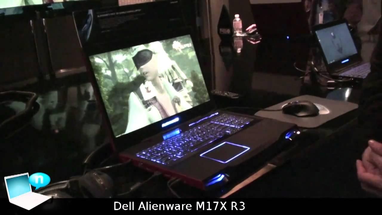 DELL ALIENWARE M17X R3 DRIVERS WINDOWS XP