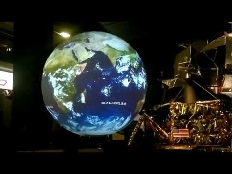 The Globe on Projectors