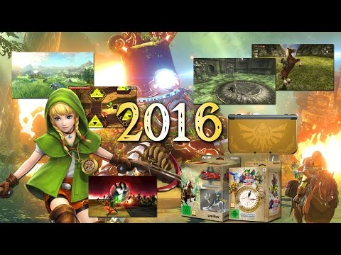 Zelda 2016: the 30th Anniversary