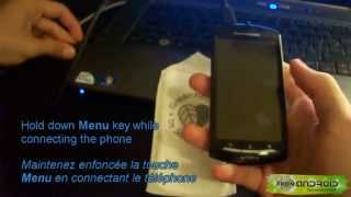 [How-to] Unlock a Sony Xperia 2011/2012/2013/2014 bootloader [FR-ENG]