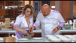 Chef Cătălin Scărlătescu, un car de nervi: Amalia, cu tine nu se poate. Mi s-a luat!