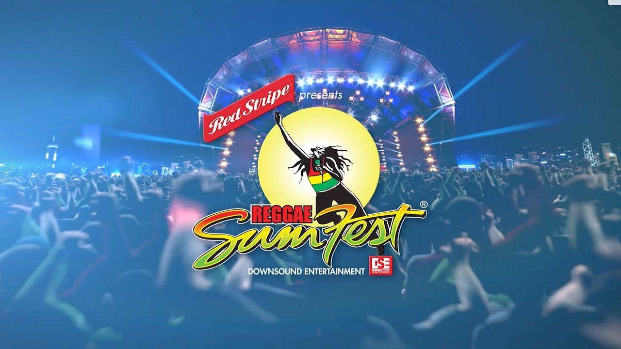 Reggae Sumfest 2018 Dancehall Night (Part 1 of 4)
