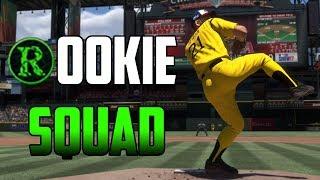 All ROOKIE Team! MLB The Show 17 Diamond Dynasty