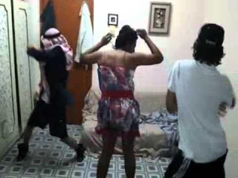 Dancing Arab