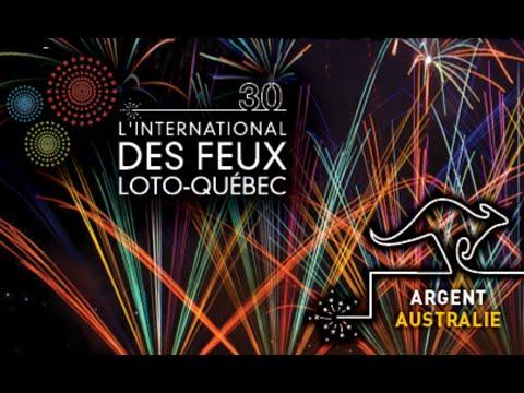 International des feux Loto-Québec - Australie