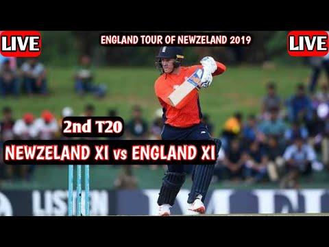 Newzeland XI Vs England XI 2nd T20 Live 🔴 ENG XI Vs NZ XI 2nd T20 Live