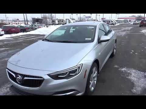 18B072 2018 Buick Regal Sportback Preferred For Sale Columbus Ohio