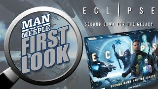Eclipse: Second Dawn For the Galaxy First Look by Man Vs Meeple (Lautapelit)