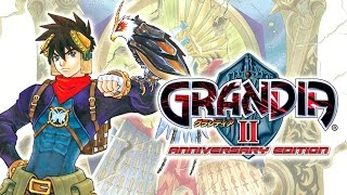 Grandia II Anniversary Edition Gameplay [60FPS]