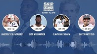 UNDISPUTED Audio Podcast (10.10.19) with Skip Bayless, Shannon Sharpe & Jenny Taft | UNDISPUTED