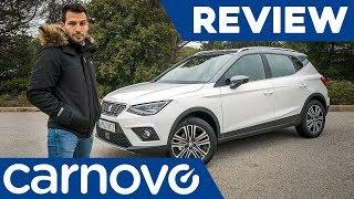 SEAT Arona 2018 - Opinión / Review / Prueba / Test en español | Carnovo
