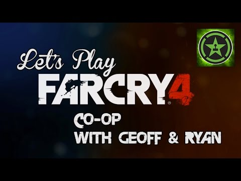 Let's Play - Far Cry 4 Co-Op