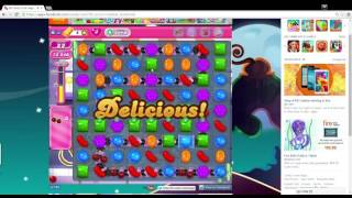 Candy Crush Level 1274   No Boosters  3 Stars