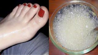 ఇది రాస్తే  5 నిమిషాల్లో మీ పాదాలు  తెల్లగా మారతాయి..foot whitening bleach at home in Telugu