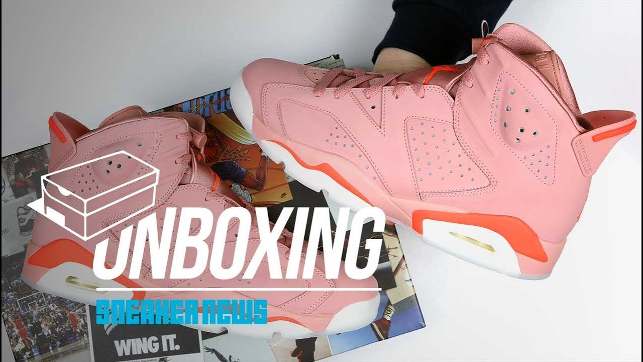 9622d5ce07c Aleali May Jordan 6s Are the Best Of Her Three Collabs  - YouTube