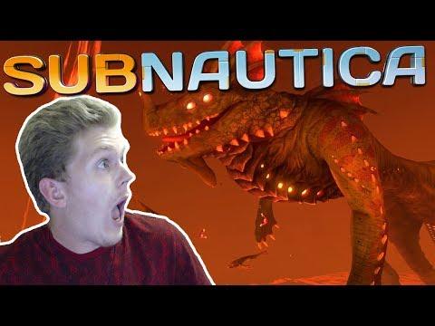 SEA DRAGON = NIGHTMARE - Subnautica #7