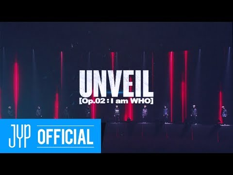 Stray Kids UNVEIL [Op. 02 : I am WHO] SPOT