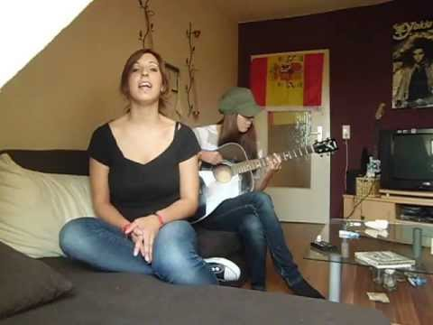 Auf gute Freunde Acoustic cover