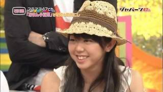 AKB48 峯岸みなみ 小嶋陽菜 おまん小豆茶 ダウンタウン ブラックマヨネ...