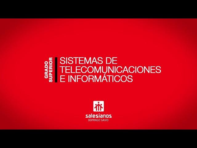 Vídeo Sistemas de Telecomunicaciones e Informáticos