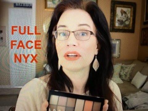 NYX Go To La Palette Indispensable Wanderlust Full Face Drugstore Tutorial Review & Hooded Eye Tips