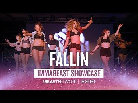 FALLIN - Choreography by Janelle Ginestra   IMMABEAST Showcase 2018