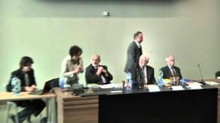 """Konferencja """"Samorządność dla solidarności"""" - przywitanie"""