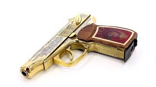 Пистолет подарочный (Макаров). Обзор товара