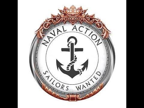 Naval Action [cz]    Live stream Part 6   TerraSancta.cz