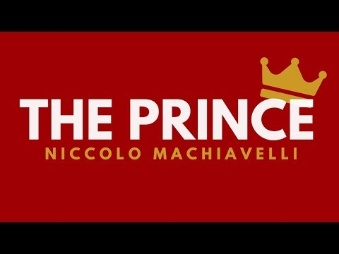 an essay on machiavellis view of human nature in the prince In the prince, niccolo machiavelli presents a view of governing a state that is niccolo machiavelli's view of human nature the decline of the gikuyu essay.