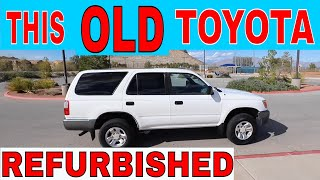 This Old Toyota - REFURBISHED