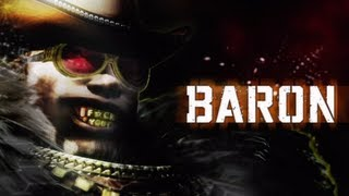 Anarchy Reigns - Baron Boss Fight