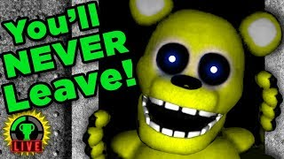 Fredbear is the WORST!! | Fredbear and Friends: Reboot (FNAF Fan Game)