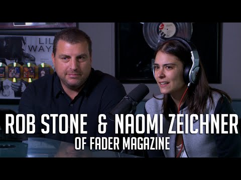 Ebro In The Morning Celebrates The Fader Magazine's 100th Issue