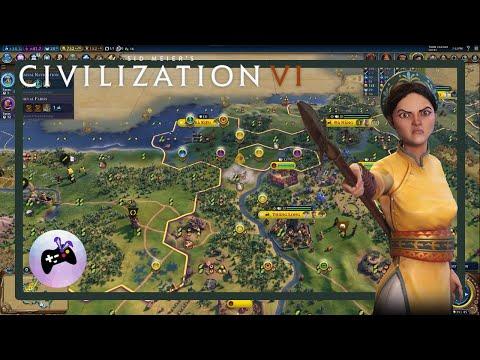Our Frenemies: The Zulu ~ Sid Meier's Civilization VI [Episode 4 ~ Bà Triệu] |
