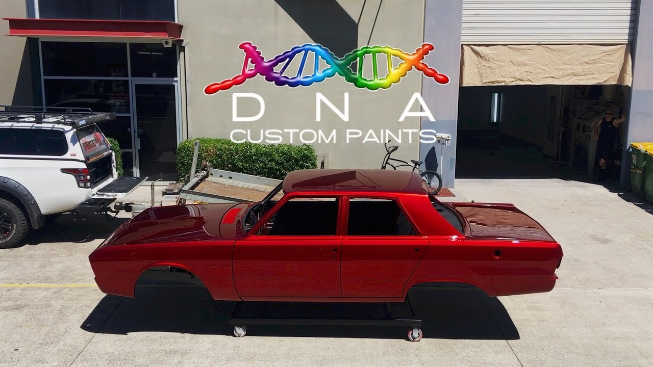 Dna Custom Paints Dna Custom Paints Candy Paints