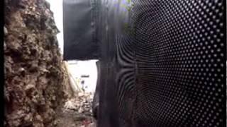 мембраны TEFOND (Тефонд) гидроизоляция фундаментов, паркингов,отмосток,єксплуатируемых кровель(Мембраны Tefond Видео по использованию купить можно на сайте http://kior.com.ua гидроизоляция фундаментов, паркингов,..., 2013-04-23T10:25:46.000Z)