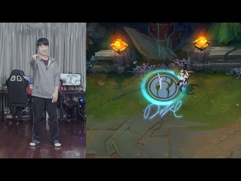 Making the iG 2018 World Championship Team Skins - Behind the Scenes