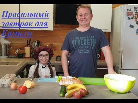 Шикарный завтрак для детей (сандвичи из куриных котлеток) готовим дома своими руками и плюс бонус