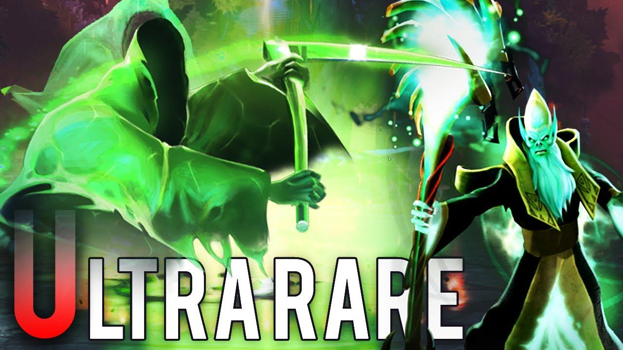 Dota 2 Immortal 15: Waga NEW NECROPHOS ULTRA RARE IMMORTAL