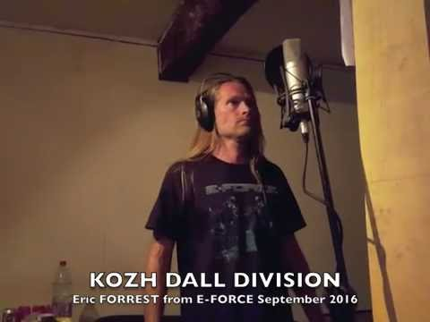 """Eric FORREST E-FORCE KOZH DALL DIVISION Making Of """"Contorted"""""""