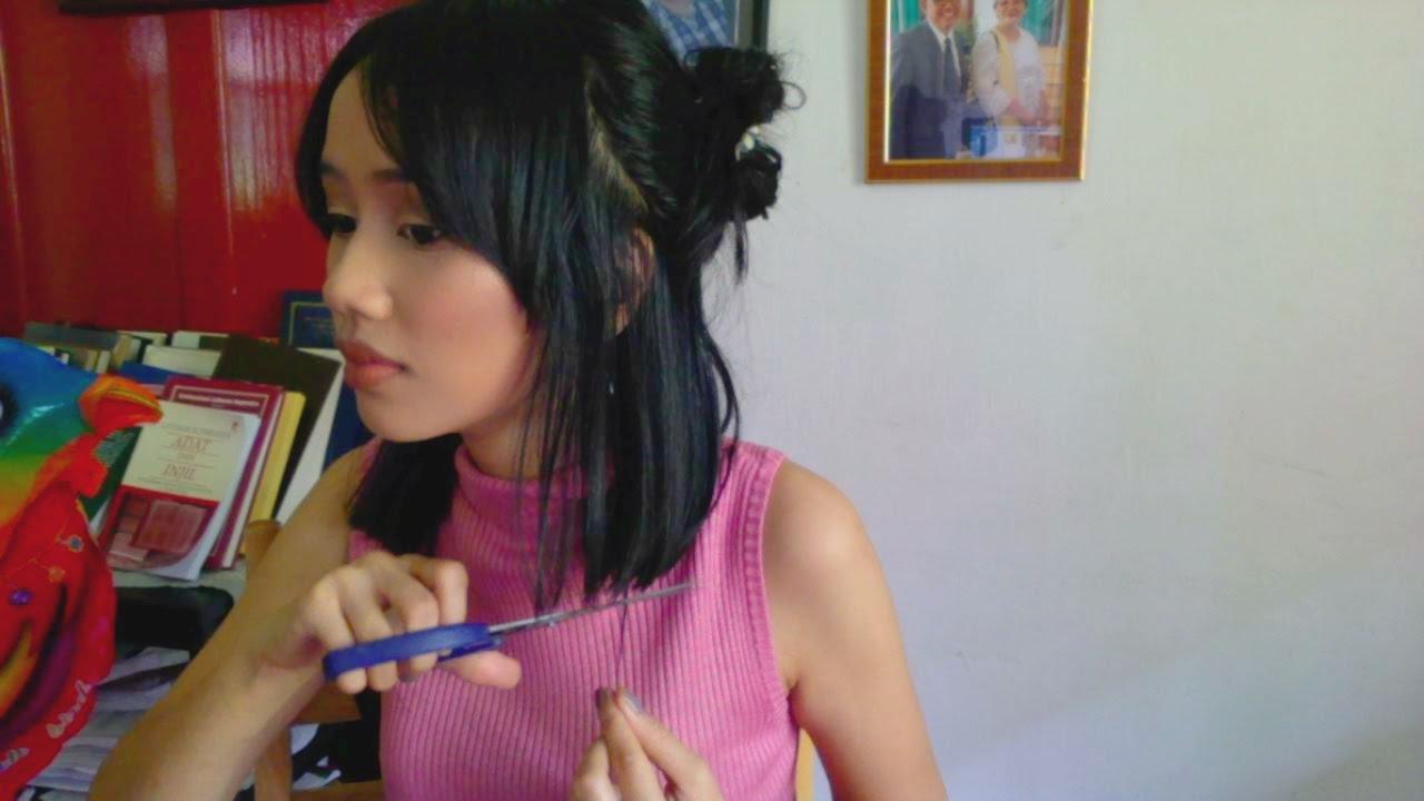 Potong Rambut Pendek - YouTube d60e59e1bf
