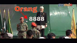 8888 Warga Muhammadiyah Padati Monumen Tugu Pahlawan, ini Kata Ketua PDM