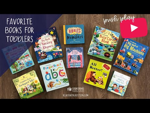 The 11 Best Books for Toddlers of 2020