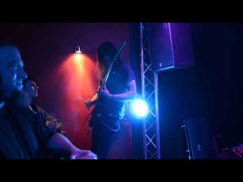 "SYNAPTIK ""A Man Dies"" LIVE 30.08.14 NORWICH B2"