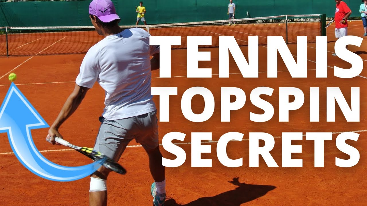 Tennis Topspin Secrets: How To Hit Perfect Topspin In 5 Steps