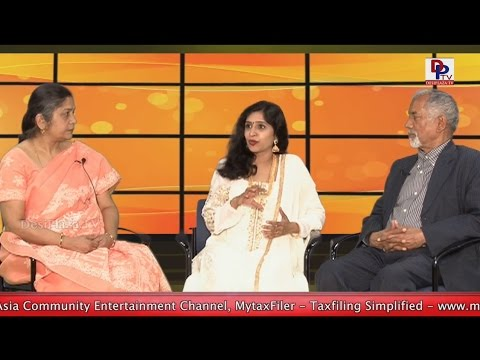 Watch recorded LIVE now - Interview with Ayurvedic Doctors Nagendra and Prema Mysore | DesiplazaTV